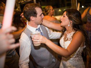 The wedding of Brady and Christina 1