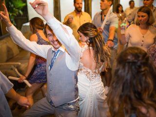 The wedding of Brady and Christina 2