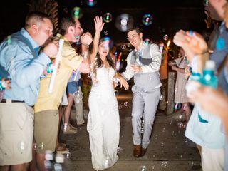 The wedding of Brady and Christina 3
