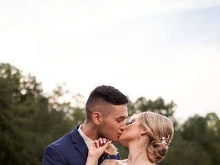 The wedding of Brittany and Josh 3