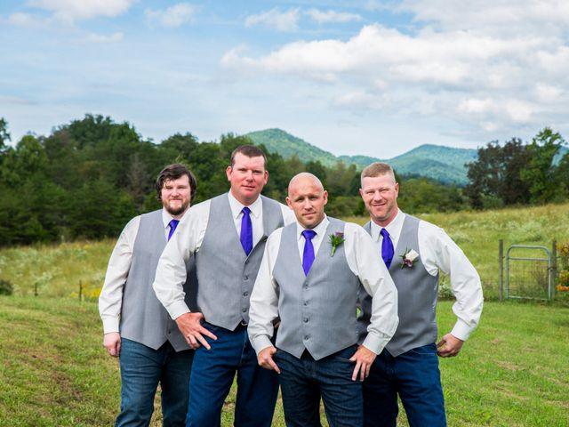 Donny and Hayli's Wedding in Townsend, Tennessee 2