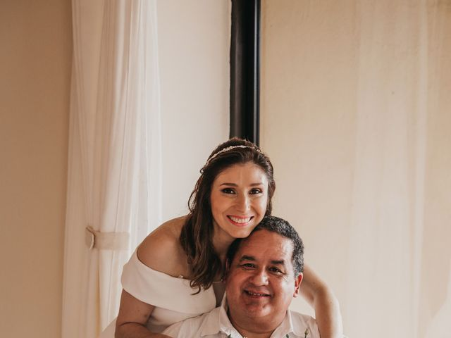 Marcelo and Mary's Wedding in Bahias De Huatulco, Mexico 1
