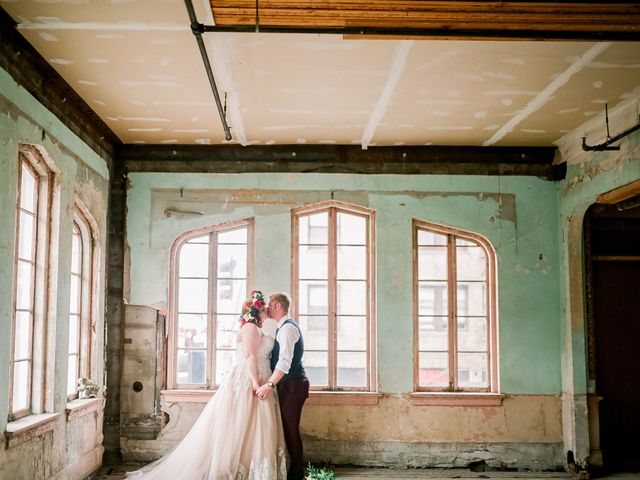 Zak and Ellen's Wedding in Astoria, Oregon 2