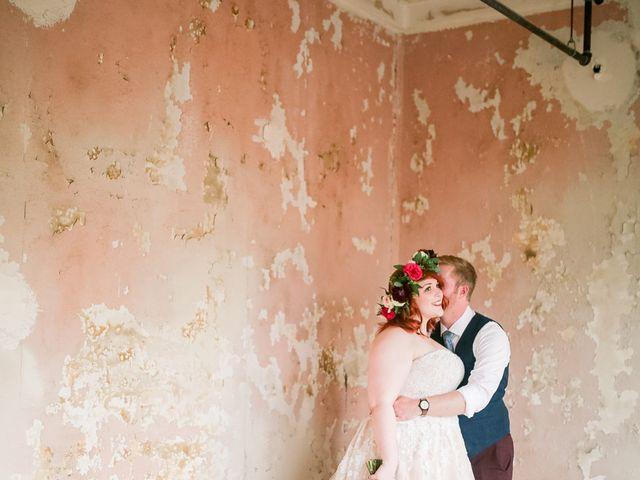Zak and Ellen's Wedding in Astoria, Oregon 26