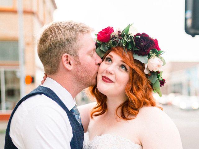 Zak and Ellen's Wedding in Astoria, Oregon 28