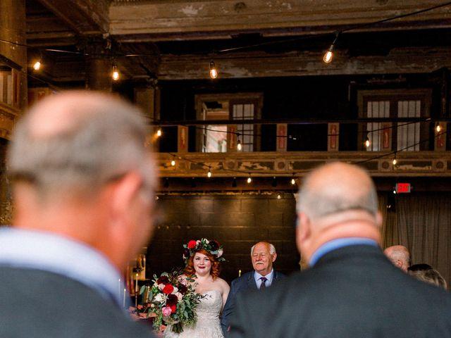 Zak and Ellen's Wedding in Astoria, Oregon 33