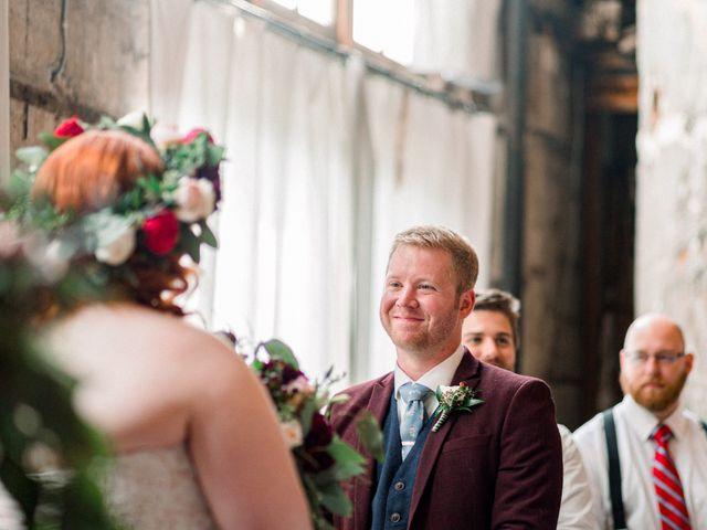 Zak and Ellen's Wedding in Astoria, Oregon 36