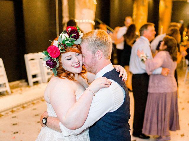 Zak and Ellen's Wedding in Astoria, Oregon 41