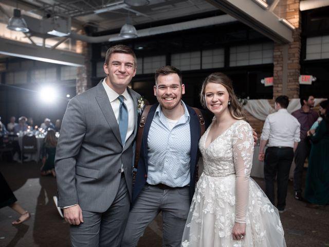 Jason and Mckenna's Wedding in Springfield, Illinois 1