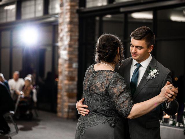 Jason and Mckenna's Wedding in Springfield, Illinois 7