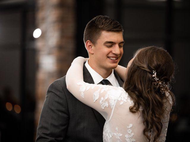 Jason and Mckenna's Wedding in Springfield, Illinois 17