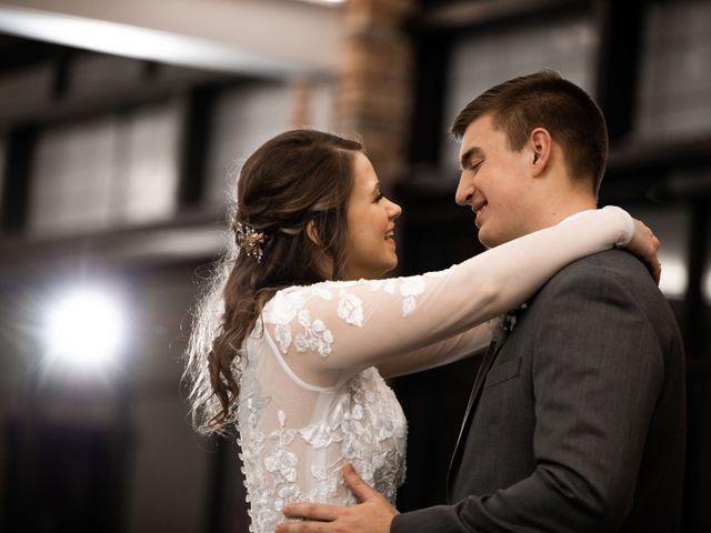 Jason and Mckenna's Wedding in Springfield, Illinois 18