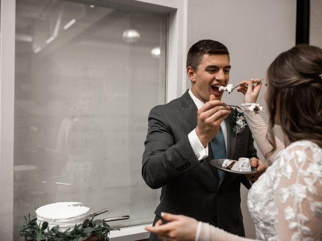 Jason and Mckenna's Wedding in Springfield, Illinois 22