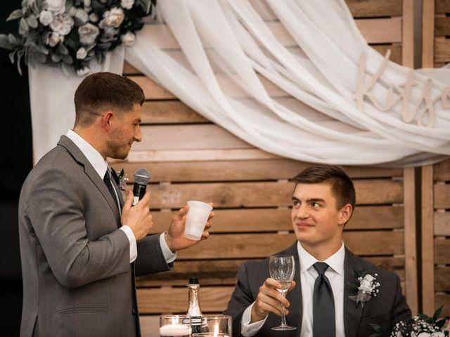 Jason and Mckenna's Wedding in Springfield, Illinois 23
