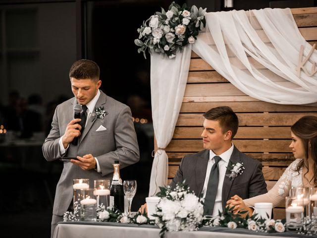 Jason and Mckenna's Wedding in Springfield, Illinois 24
