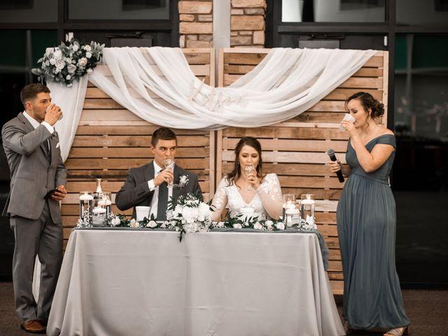 Jason and Mckenna's Wedding in Springfield, Illinois 26