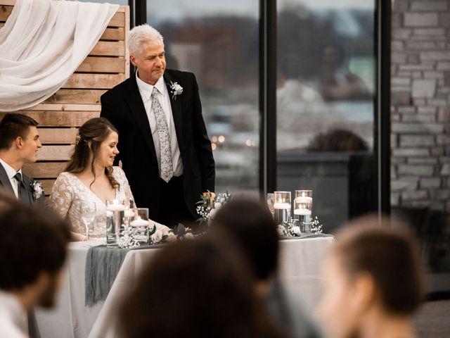 Jason and Mckenna's Wedding in Springfield, Illinois 28