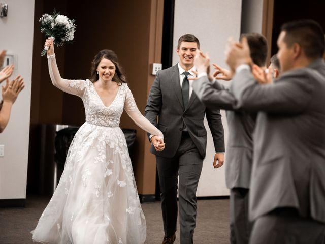 Jason and Mckenna's Wedding in Springfield, Illinois 31