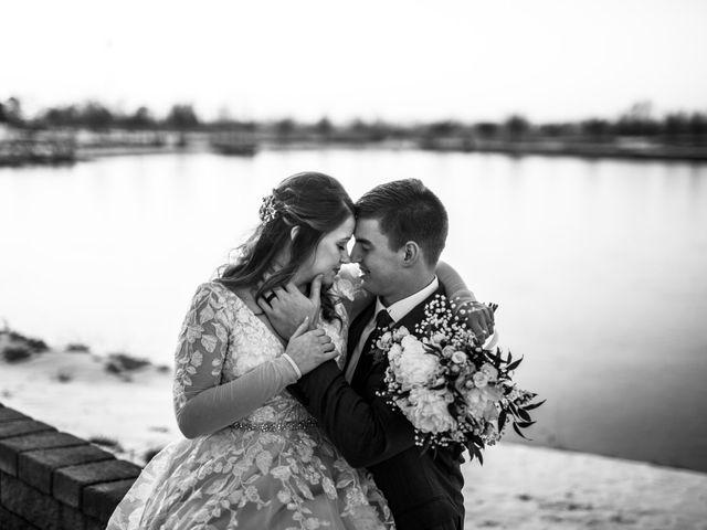 Jason and Mckenna's Wedding in Springfield, Illinois 35