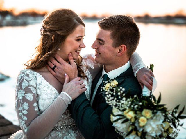 Jason and Mckenna's Wedding in Springfield, Illinois 37