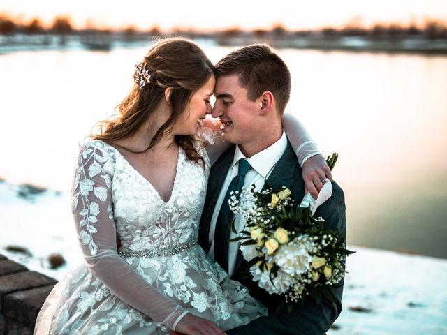 Jason and Mckenna's Wedding in Springfield, Illinois 38