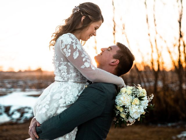 Jason and Mckenna's Wedding in Springfield, Illinois 41