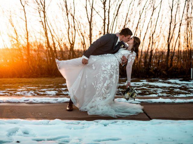 Jason and Mckenna's Wedding in Springfield, Illinois 42