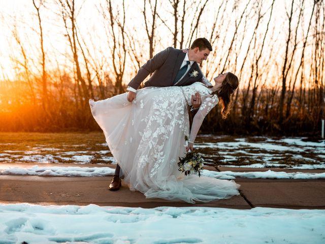 Jason and Mckenna's Wedding in Springfield, Illinois 43