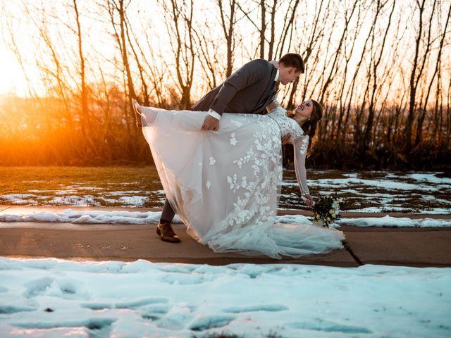 Jason and Mckenna's Wedding in Springfield, Illinois 44