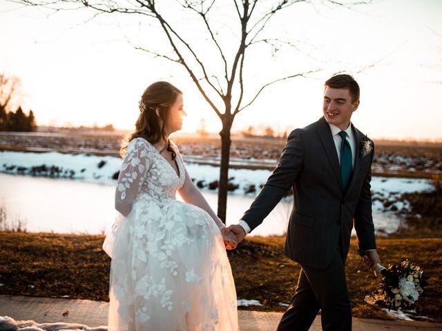 Jason and Mckenna's Wedding in Springfield, Illinois 46
