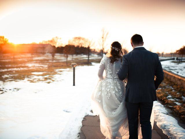 Jason and Mckenna's Wedding in Springfield, Illinois 49