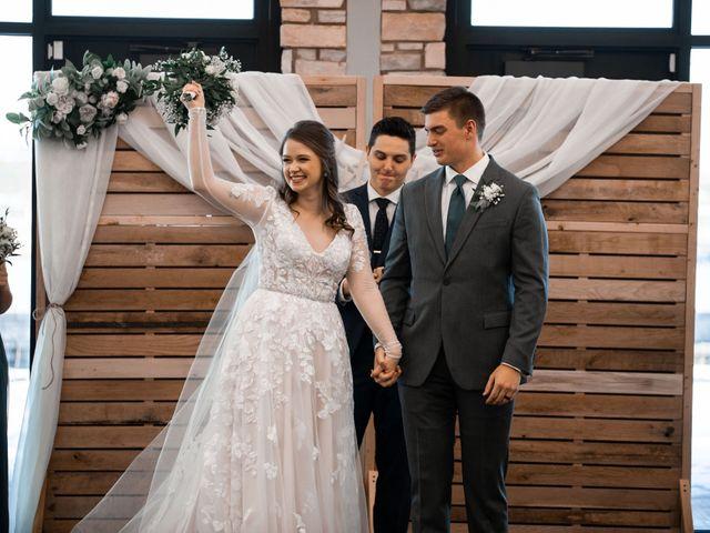 Jason and Mckenna's Wedding in Springfield, Illinois 52