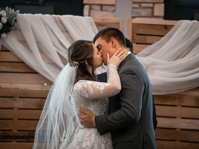 Jason and Mckenna's Wedding in Springfield, Illinois 53