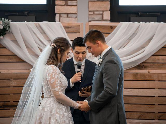 Jason and Mckenna's Wedding in Springfield, Illinois 54