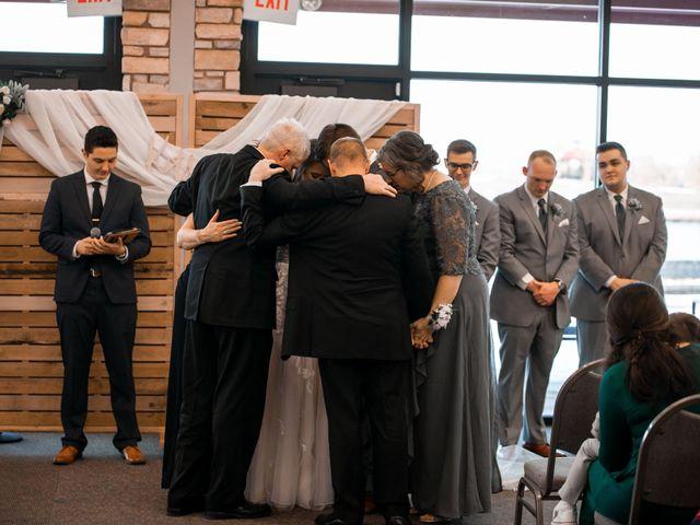 Jason and Mckenna's Wedding in Springfield, Illinois 56