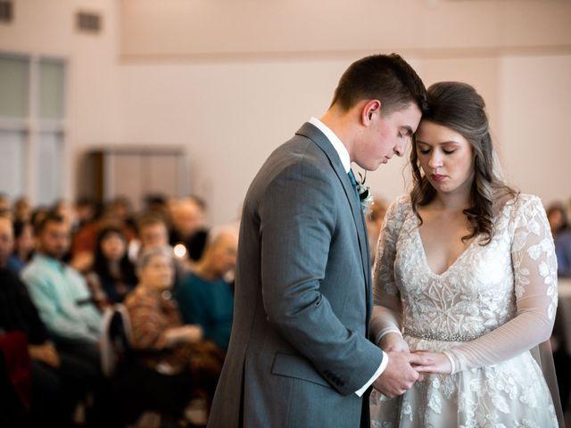 Jason and Mckenna's Wedding in Springfield, Illinois 57