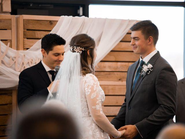 Jason and Mckenna's Wedding in Springfield, Illinois 62