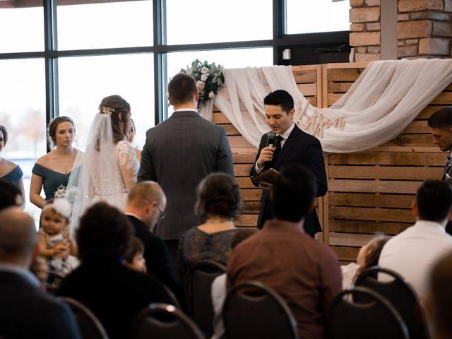Jason and Mckenna's Wedding in Springfield, Illinois 69