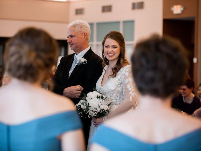 Jason and Mckenna's Wedding in Springfield, Illinois 73