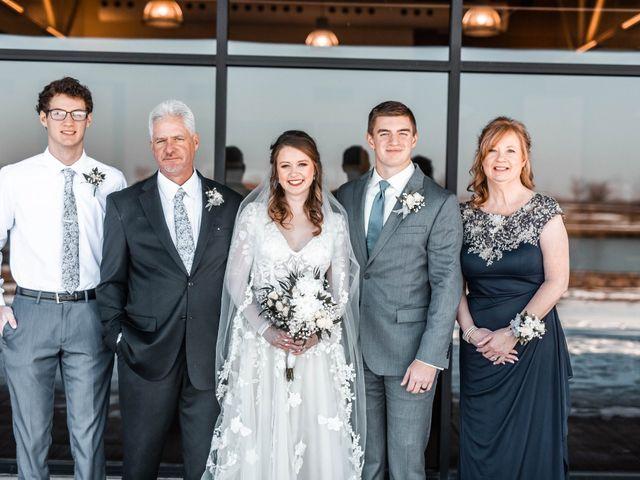 Jason and Mckenna's Wedding in Springfield, Illinois 85