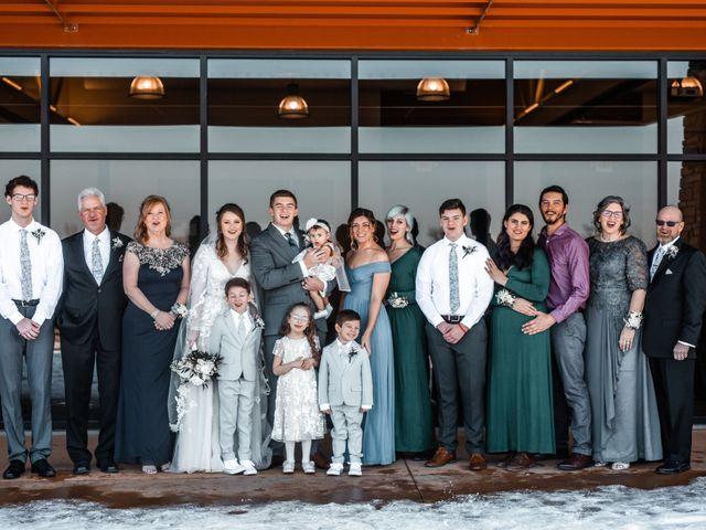 Jason and Mckenna's Wedding in Springfield, Illinois 92