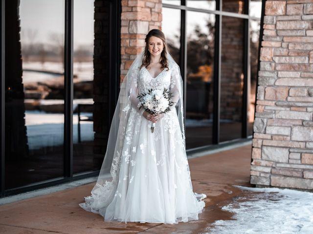 Jason and Mckenna's Wedding in Springfield, Illinois 111