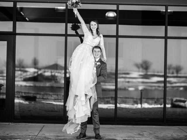 Jason and Mckenna's Wedding in Springfield, Illinois 113