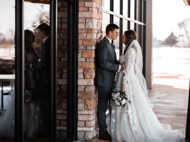 Jason and Mckenna's Wedding in Springfield, Illinois 123
