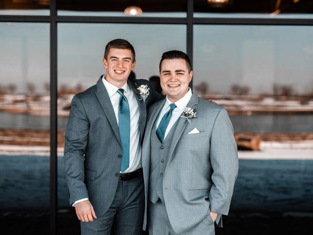 Jason and Mckenna's Wedding in Springfield, Illinois 142