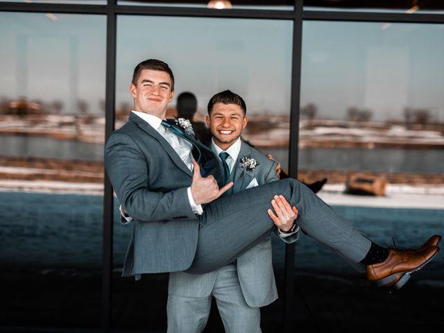 Jason and Mckenna's Wedding in Springfield, Illinois 146