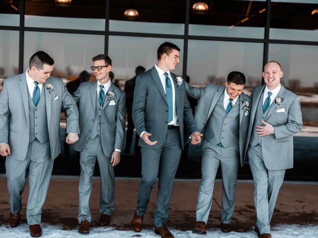 Jason and Mckenna's Wedding in Springfield, Illinois 153