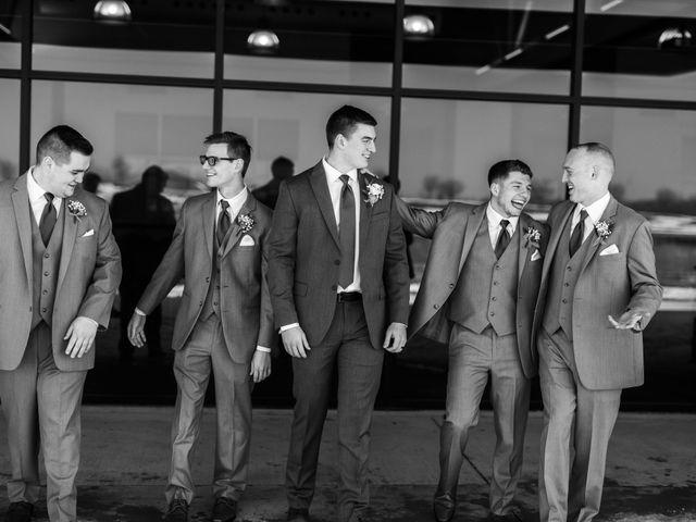Jason and Mckenna's Wedding in Springfield, Illinois 154