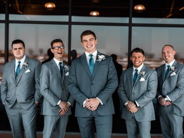 Jason and Mckenna's Wedding in Springfield, Illinois 155