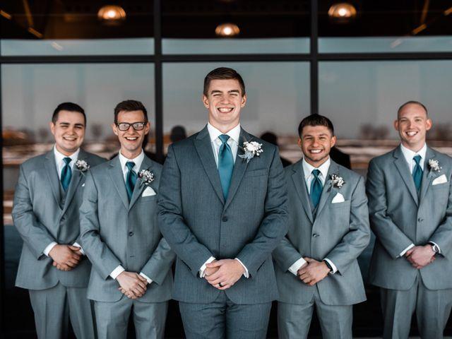Jason and Mckenna's Wedding in Springfield, Illinois 157
